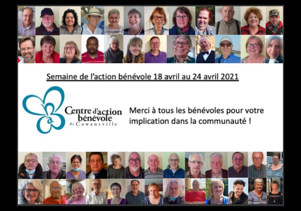 Les visages du bénévolat  - The faces of volunteering